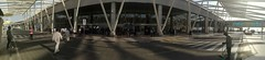 - Cairo airport ( ) Tags: panorama city street building people arrivals travel airport cairo