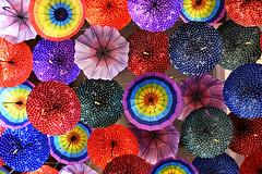 Dubai in the colours (stedef) Tags: dubai uae emiratiarabiuniti unitedarabemirates eau ombrello umbrella mall dubaimall
