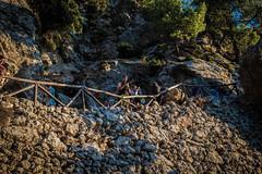 DSC_1245 (Dan Kistler) Tags: samaria gorge hiking rocks sea adventure principia college travel greece