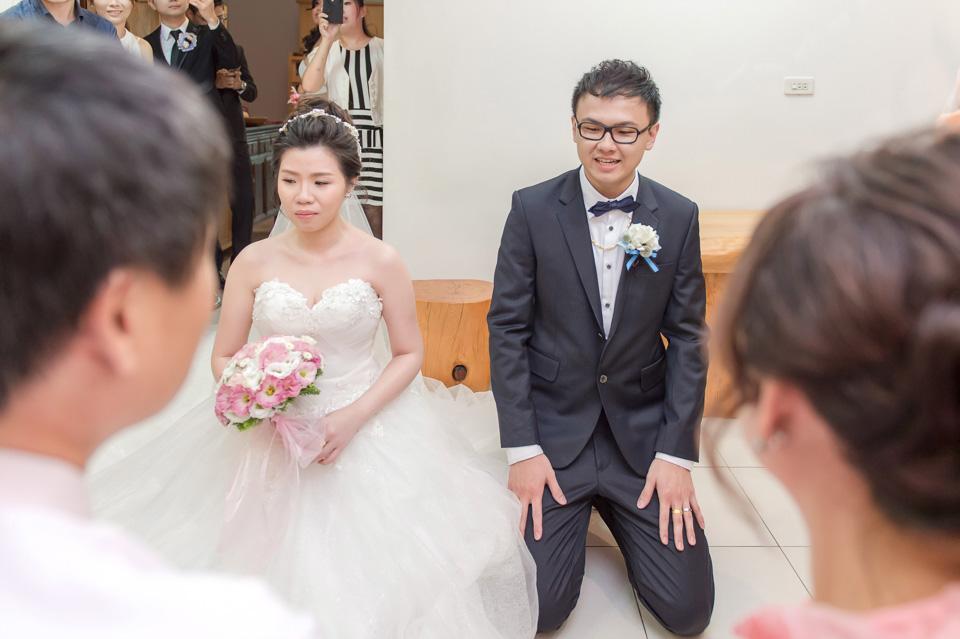 台南婚攝 情定婚宴城堡永康館 婚禮紀錄 C & V 069