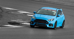 Ford Focus RS 'Nitrous Blue' (Nick Collins Photography, Thanks for 2.1 million v) Tags: silverstone race circuit ford focus rs car driving racing canon 7dmk2 100400mm nirous blue