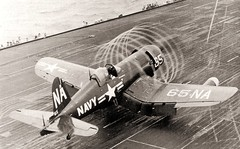 Vought F4U Corsair 'dynamic static' (Konabish ~ Greg Bishop) Tags: fighter wwii worldwarii aircraftcarrier propeller aura vapor radar prop warbird phenomenon radome vought f4ucorsair nightfighter dynamicstatic wwiivehiclescom translucentvaporvortices