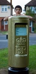 221/365 (TheGriefmeister) Tags: canon beds bedfordshire 7d postbox 365 project365 stotfold goiden victoriapendleton 221365 elementsorganizer