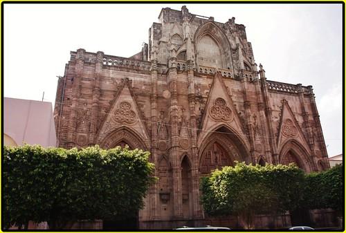 Templo Expiatorio Del Sagrado Corazon De Jesus Zamora Estado De