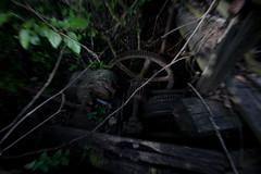 120812_joliet-5565 (vincentJOHNSON) Tags: ca railroad abandoned illinois ruins decay tracks railway trains turntable gmo joliet roundhouse urbex railfanning