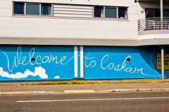 Welcome to Cosham (old_skool_paul) Tags: new city uk trip light summer sun southwest nature sunshine station fashion bike fruit train canon 50mm town amazing cool chopper brighton track day village blackberry natural south centre transport platform july style august trains fresh special southern portsmouth welcome railways efs supreme 2012 135mm 18mm bycycle dmu cosham 60d tumblr