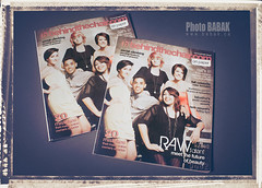 RAW BTC - Cover [ Behind The Chair Magazine ] (BABAK photography) Tags: fashion hair shoot raw 5 hairdresser babak groupphoto groupshot btc magazinecover hairfashion 2013 hairphotography babakca babakphotography nahaawards behindthechairmagazine orlandopremiershow raworlando raworlandohairshow rawhairshow babakcovers