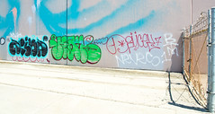 Areba, Jeans, Deuce7, Neves (TheHarshTruthOfTheCameraEye) Tags: cat graffiti oakland 7 tags ups jeans crew cult deuce nasty throw throwups dck neves throwies btm catcult areba nastycrew deuce7