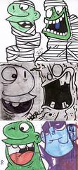 Will Return (Question Josh? - SB/DSK) Tags: streetart tree sticker stickerart stickers josh collab question marker mummy collaboration woke vedo deelove questionjosh label228