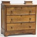 92. Victorian Chest with Gloveboxes