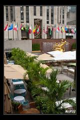 New York - Rockfeller Plaza #2 (M@P31) Tags: usa newyork 2012 rockfellercenter rockfellerplaza sonya100
