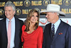Larry Hagman, Patrick Duffy, Linda Grey Dallas Launch Party held at the Old Billingsgate