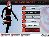 請停止奔跑(Please Stop Running)