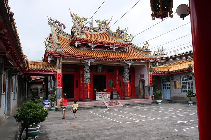 埔里孔廟(昭平宮)003