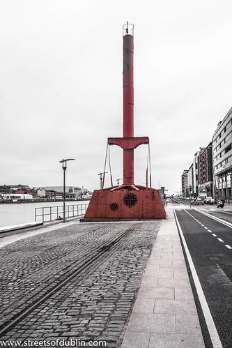 The Dublin Port Diving Bell