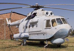 812 (David Unsworth (davidu)) Tags: museum aviation helicopter bulgaria mil 812 plovdiv 062 lbpd stored museumofaviation krumovo pdv davidunsworth mil14 milmi14bt daviduair