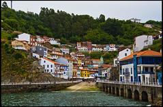 Cudillero (guillenperez) Tags: city espaa port puerto harbor town spain village view asturias center vista cudillero asturies