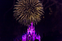 Wishes at Disney's Magic Kingdom (Kevin-Davis-Photography) Tags: world fireworks magic kingdom disney wishes walt
