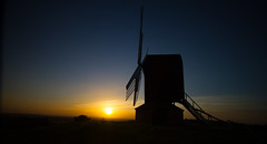 IMG_6229 (Bucks nature tog) Tags: sunset sun mill windmill silhouette set natural wind chilterns buckinghamshire 03 filter 09 lee nd area 06 grad brill bucks graduated density outstanding neutral