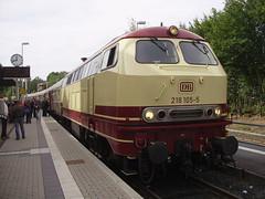 Bad Arolsen (mostlybytrain) Tags: germany hessen db hesse dmu railbus streckenfest treibwagen scheinenbus