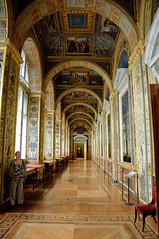 Raphael Loggias - Hermitage (bvi4092) Tags: building art museum architecture stpetersburg nikon russia interior gimp hallway nikkor hermitage hermitagemuseum viewnx d300s nikon18105mmf3556 raphaelloggias