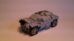Sd.Kfz 223 Armored Car (DutchLB.) Tags: car lego sd german ww2 armored worldwar 223 kfz flickrandroidapp:filter=none