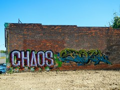 Chaos x Stori (germanfriday) Tags: street art graffiti chaos detroit stori detroitgraffiti germanfriday