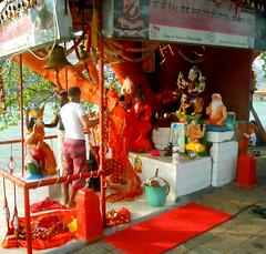 Har-ki-Pairi temple (bokage) Tags: india temple hindu hinduism ganga ganges ghat haridwar hardwar uttarakhand harkipairi