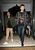 Professor Green and Adam Deacon London Fashion Week Spring/Summer 2013