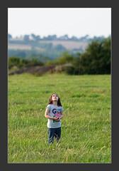 _MG_4258 (14bit) Tags: uk summer kite outdoors sara candid august 2010 farthinghoe