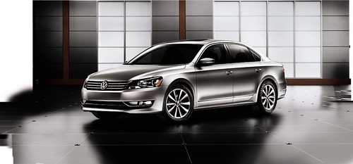 Passat wins Top Safety Pick Rating for 2011