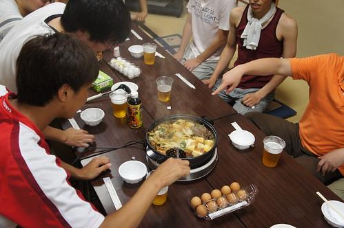 [ob会]食事2