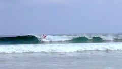 CIMG5641 (Tiliktino) Tags: sea bali beach indonesia asia wave surfing kuta denpasar