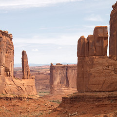 Park Avenue, Arches NP (El-Lee) Tags: utah desert moab archesnationalpark parkavenue 60d