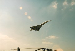 Concorde @ Barton (Dave McGlinchey) Tags: aircraft jets attack airshow planes barton helicopters bomber defense heli aeroplanes