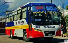Premium Deluxe (von241) Tags: philtranco philtranco1836 bf106 daewoo bus philippinebus philippinebuses philbes