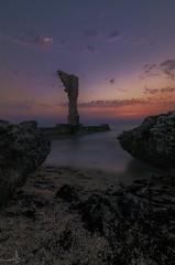 Sunset Umbab Qatar (zai Qtr) Tags: qatar umbab dukhan zaiqtr shams friday longexposure gcc summer nikon d5100 tokina
