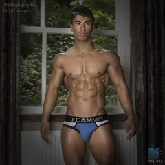 NFM Tony Pang (TerryGeorge.) Tags: natural fitness models abs sixpack workout toned athletic muscle male model
