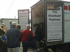 Riverboat Postman