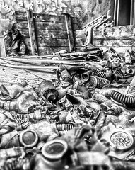 Doomsday. (AlanHowe :)) Tags: chernobyl gasmasks