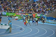 DSC_4810 (lenpereira) Tags: rio2016 olimpiadas2016 2016olympics atlestismo athletics running corrida nikond3200 olimpadas olympics atletas athletes 200m 200mrasos