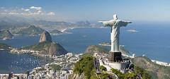 ریو دو ژانیرو یکی از عجایب هفتگانه طبیعی جهان (وبگردی) Tags: برزیل ریو ریودوژانیرو شهرریو