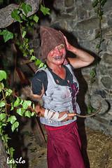 Atrapats - 2016 (levilo) Tags: fira medieval carrer atrapats feria garrotxa girona catalua espaa spain levilo pentax besal