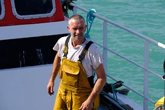 DSCF1506 (Jc Mercier) Tags: pche retourdepche fishermen marins cancale