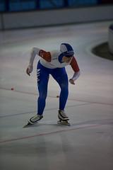 A37W7045 (rieshug 1) Tags: speedskating schaatsen eisschnelllauf skating nkjunioren knsb nkjuniorenallroundafstanden afstanden allround 50010001500massstart demeent alkmaar sportcomplexdemeent juniorenc ladies dames 500m