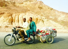 Riding Home (DMG_Photography) Tags: nigeria native dessert nigerians nigerian motorbike motorcycle