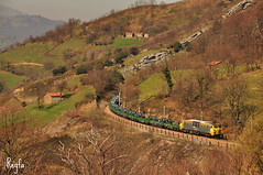 Malvedo (***REGFA***) Tags: 5100 adif renfe arcelor poago via ferrocarril asturias pajares tren