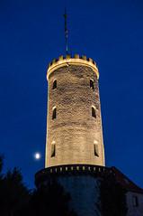 Sparrenburg Turm (Andreas Steffen) Tags: bielefeld tower sparrenburg evening licht abend light turm sony photographing