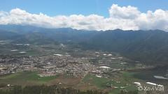 Vista desde el mirador Constanza (viajandoconxavi) Tags: constanza montaas montaa mirador sky cielo aventura adventure city ciudad