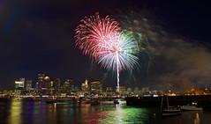 20160903-203514_90_Boston (Ernest Kim) Tags: boston eastboston fireworks landscape night outdoor skyline